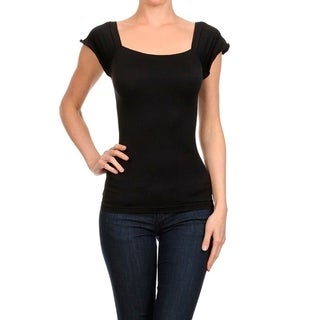 Lady's Seamless Fashion Top