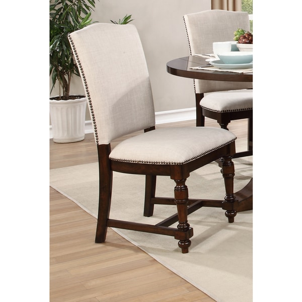 Best Home Furniture Reviews: Shop Best Master Furniture D1971 Dining Side Chairs (Set