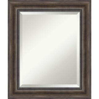 Bathroom Mirror Medium, Rustic Pine