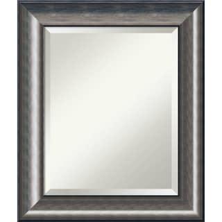 Bathroom Mirror, Quicksilver Scoop - Silver