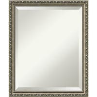 Bathroom Mirror, Parisian Silver
