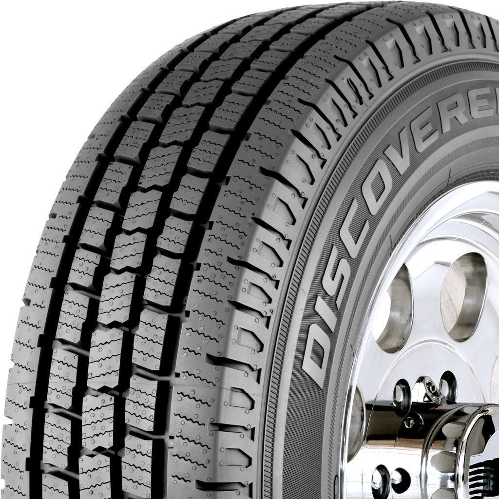 COOPER Discoverer H/T3 All Season Tire - LT225/75R17 LRE/...