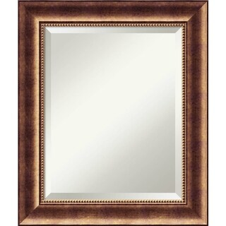 Bathroom Mirror Medium, Manhattan Bronze