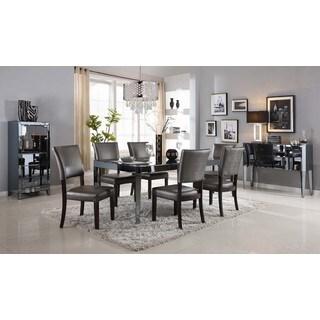 Best Master Furniture D1120 5 Pieces Rectangular Dining Set