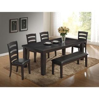 Best Master Furniture Carol 6 Pieces Dining Set