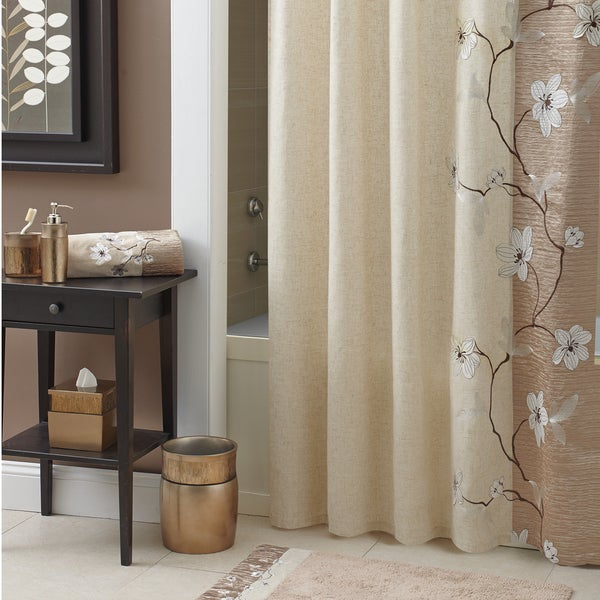 Croscill Magnolia Shower Curtain - Free Shipping On Orders Over ...