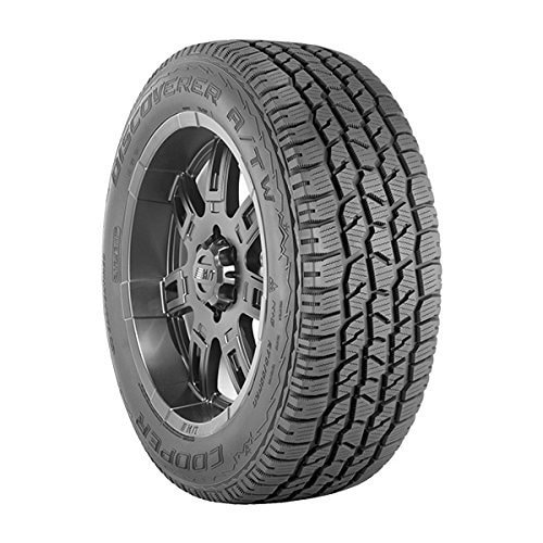COOPER Discoverer A/TW All Terrain Tire - 255/75R17 115S ...