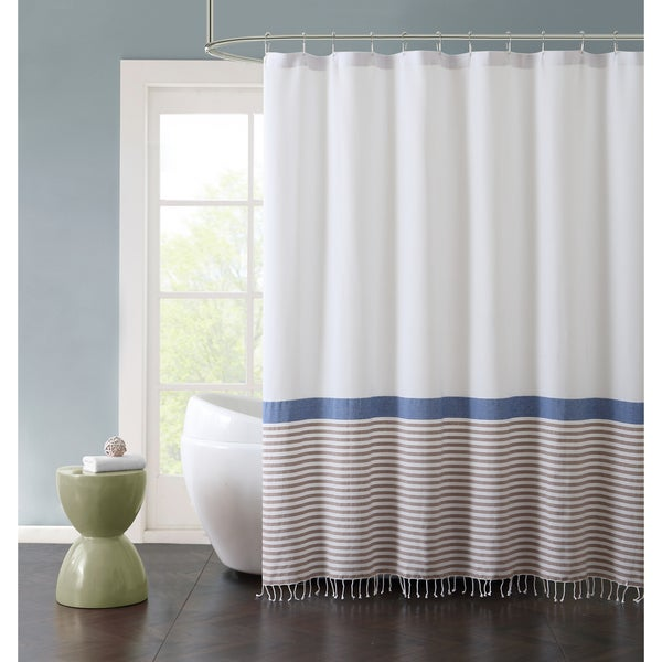 VCNY Home Hugo Shower Curtain