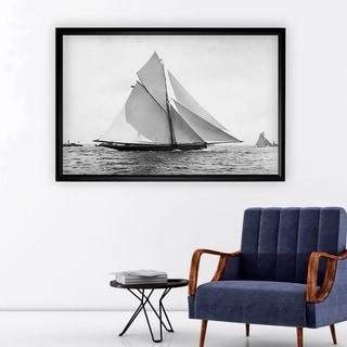 Sailing Yacht V - Black Frame