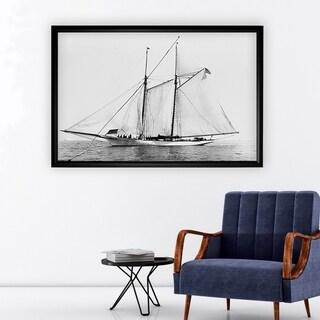 Sailing Yacht III - Black Frame