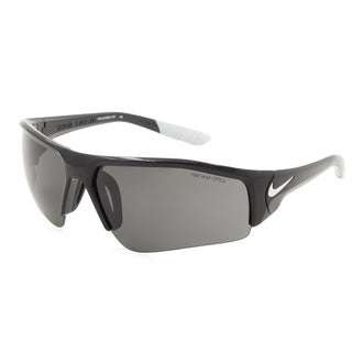Nike - EV0861-001 Black 75 mm Rectangle Sunglasses