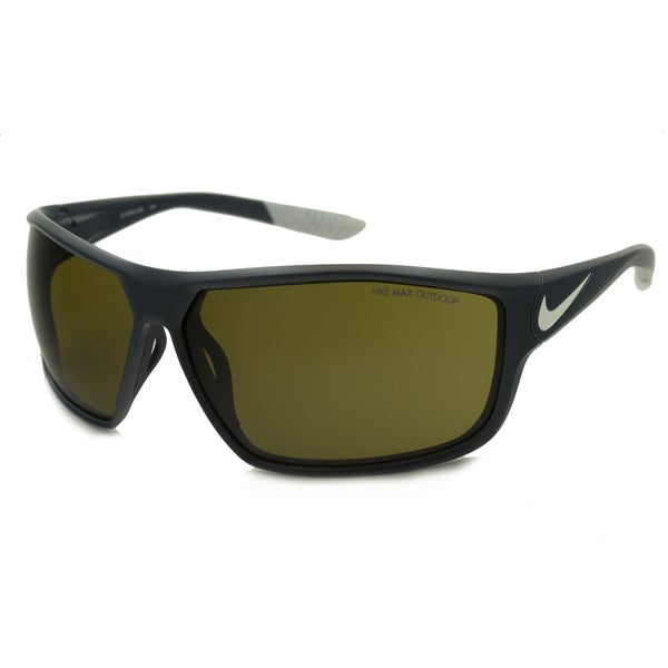 717a5a479d Shop Nike - EV0865-001 Black 68 mm Rectangle Sunglasses - Free Shipping  Today - Overstock - 15369200