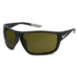 Nike - EV0865-001 Black 68 mm Rectangle Sunglasses