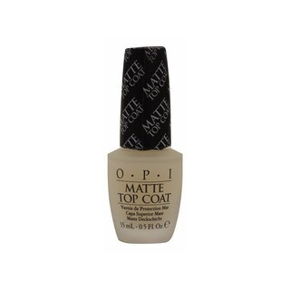 OPI Nail Lacquer Matte Top Coat