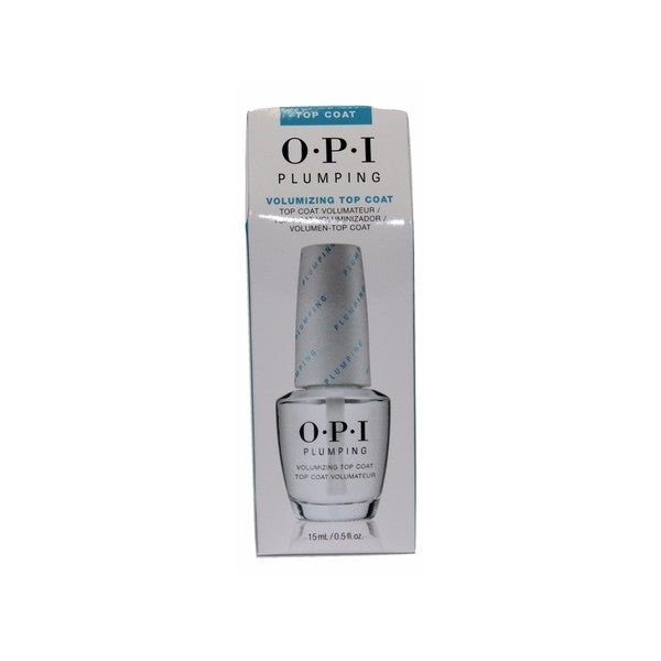 OPI Nail Lacquer Plumping Top Coat