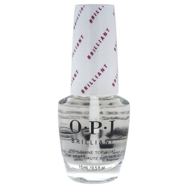 Shop OPI Nail Lacquer Brilliant Top Coat - Free Shipping On Orders ...