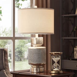 Gracie Antique Silver Table Lamp by iNSPIRE Q Classic|https://ak1.ostkcdn.com/images/products/15370817/P21831106.jpg?impolicy=medium