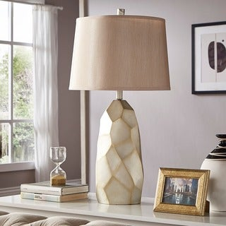 Jacqueline Faceted Table Lamp from INSPIRE Q iNSPIRE Q Modern
