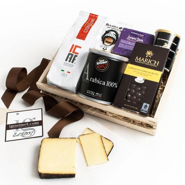 igourmet Espresso Lover's Gift Crate