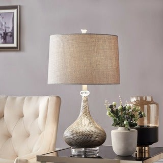 Whitmore Dimpled Table Lamp By INSPIRE Q Classic