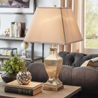 Edmonds Mercury Glass Table Lamp by iNSPIRE Q Bold