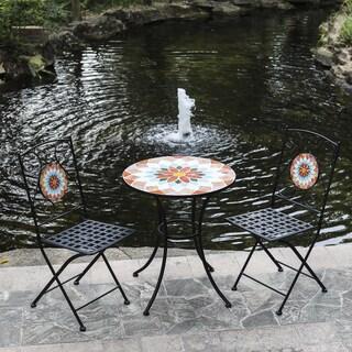 Mosaic Bistro Set