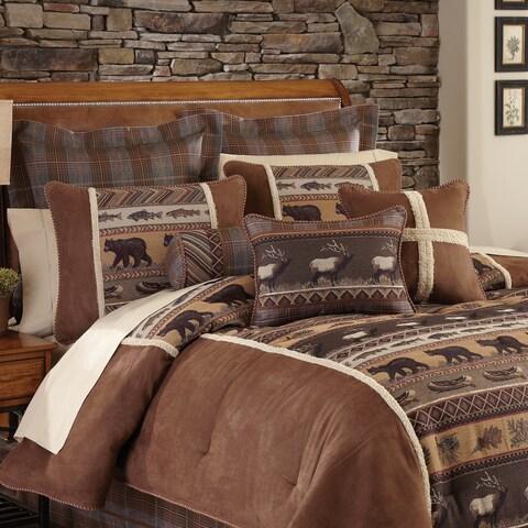 Croscill Caribou 4-piece Comforter Set