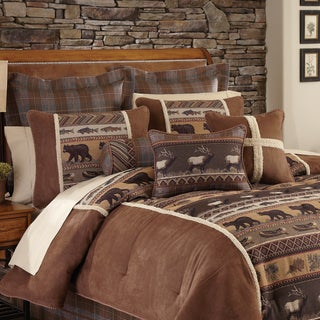 Croscill Caribou 4-piece Comforter Set (3 options available)