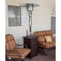 Hiland Wicker Patio Heater, Square Design