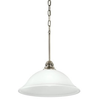 Kichler Lighting Durham Collection 1-light Antique Pewter Pendant