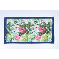 Panama Jack Beach Orchid 40x70 Cotton Jacquard Beach Towel