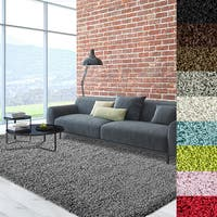 Cozy, Soft and Dense Shag Area Rug (5' x 7') - 5' x 7'