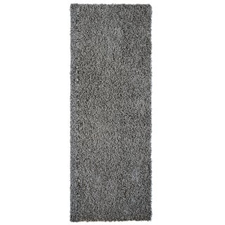 Cozy, Soft and Dense Shag Runner Rug (2' x 8')