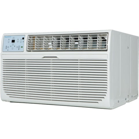 Keystone 14,000 BTU 230V Through-the-Wall Air Conditioner with Follow Me LCD Remote Control