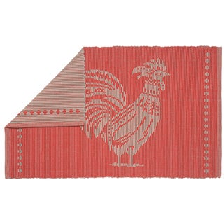 Home Jacquard Mat Roost by Now Designs - 2' x 3'