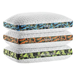 Bedgear Nature Performance Latex Pillow Series
