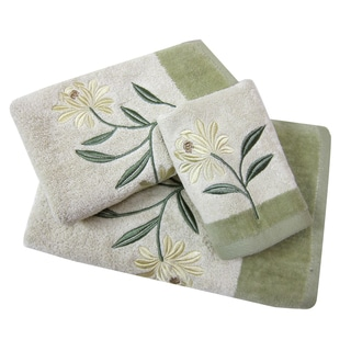 Croscill Penelope Embroidered Towels (Multiple Options)