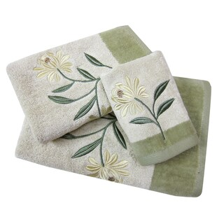 Croscill Penelope Embroidered Towels (Multiple Options) (3 options available)