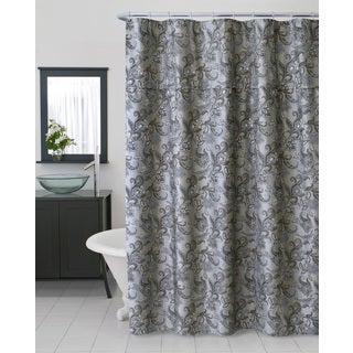 Homewear Bella Woven Shower Curtain