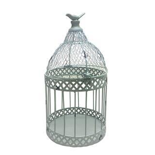 Louvil Metal Bird Cage (Set of 2)|https://ak1.ostkcdn.com/images/products/15372320/P21832487.jpg?impolicy=medium