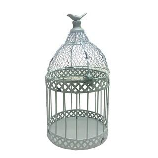 Louvil Metal Bird Cage (Set of 2)