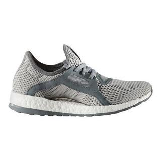 Women's adidas Pure Boost X Trainer Vista Grey/Silver Metallic/Mid Grey  (More