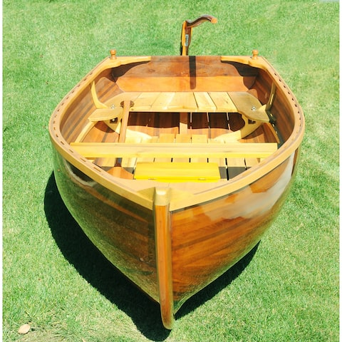 Little Bear Wooden Dinghy
