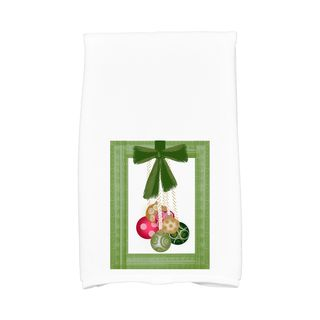 Frame It Up, Geometric Print Kitchen Towel
