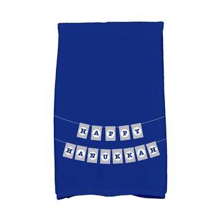 Banner Day, Word Print Kitchen Towel