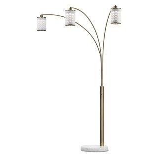 Nova Lighting Flora 3-light Arc Floor Lamp