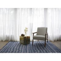 Novogratz by Momeni Delmar Boho Dots Hand Tufted Wool Area Rug - 5' x 8'