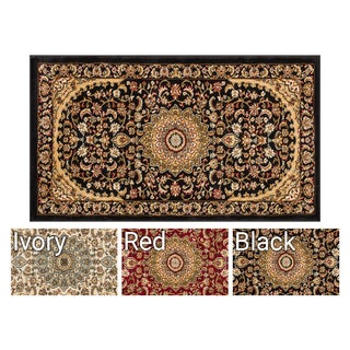 Well Woven Agra Traditional Persian Medallion Area Rug (2'3 x 3'11)