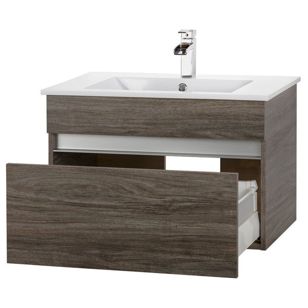 Shop Cutler Kitchen Amp Bath Amazon Collection Wood 36 Inch