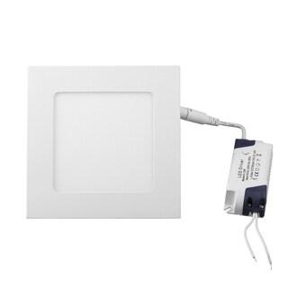 LED Square Recessed Ceiling Panel Down Light 110V 146mm